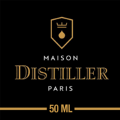 Maison Distiller Paris 50ml Blond Menthol, 0 mg
