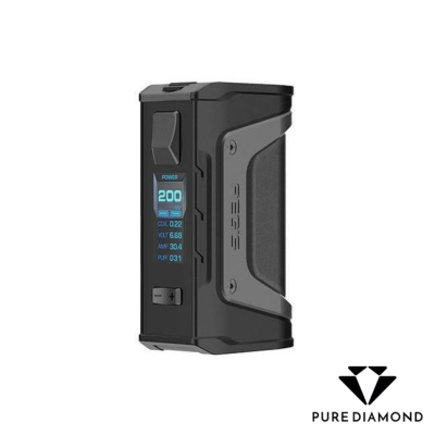 Box AEGIS Legend 200W NOIR