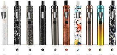eGO AIO kit New Colors Crackle B