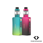 Kit GEN S 8ml 220w - Cherry Pink