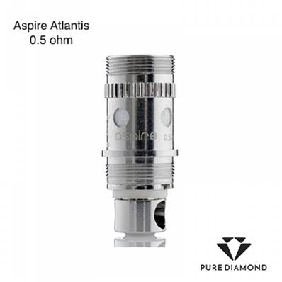 Résistances Atlantis 0,5 ohm