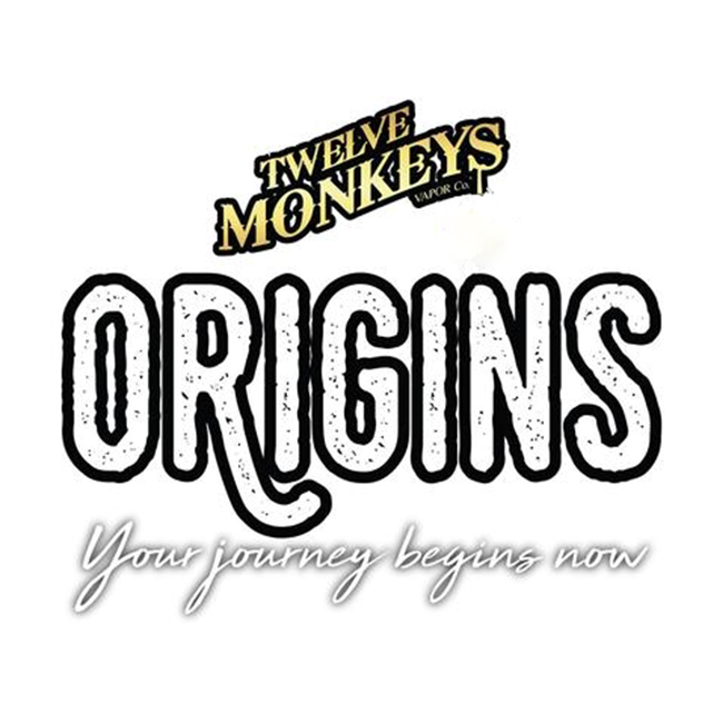 12 Monkeys - Origins 50ml
