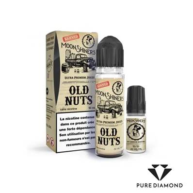 Old Nuts 50ml + Booster 10ml - MoonShiners