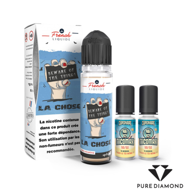 La chose 50 ml + 2 boosters