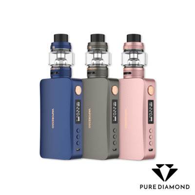 Kit GEN S 8ml 220w - Matte Grey
