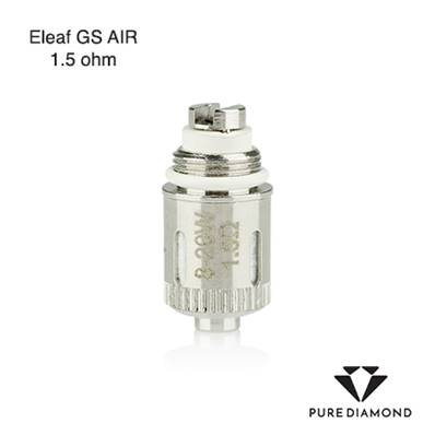 Résistances GS AIR 1,5 ohm