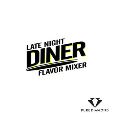 Late Night Diner 50ml SNV - Bananas Foster, 0 mg